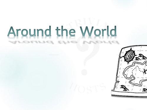 Around the World (Hard) - Pack # 1