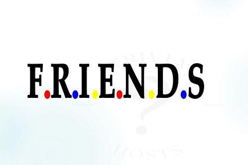 Friends - Pack # 1