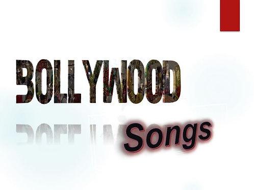 Bollywood Songs - Pack # 1