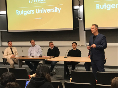 TU, RU. For a Shared Afternoon of Influence and Impact