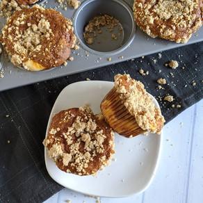 Trader Joe's Gluten Free Pumpkin Cheesecake Muffins