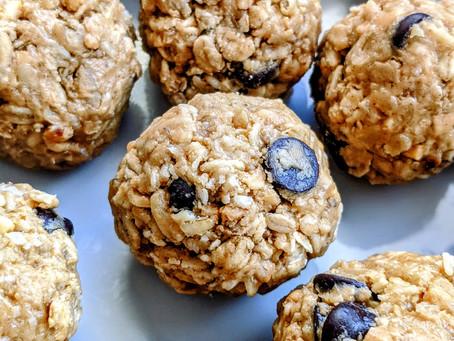 Gluten Free Protein Balls