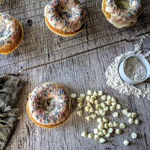 Gluten Free Cake Donuts