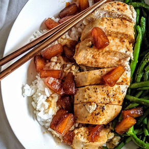 Gluten Free Chicken Teriyaki