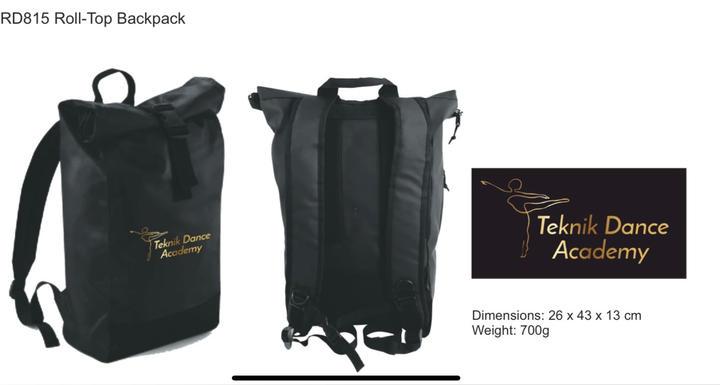 Backpack £25