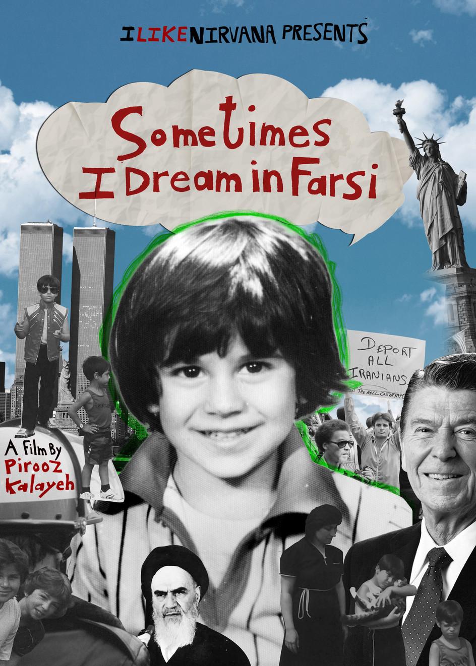Sometimes I Dream in Farsi: The Story