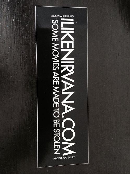 ILIKENIRVANA Bumper Sticker