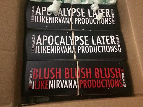 Apocalypse Later - Bumper Sticker