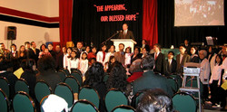 BLESSED HOPE 2005