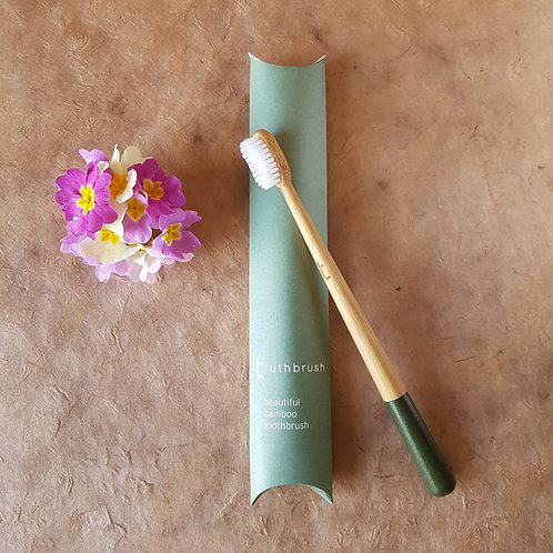 The Truthbrush - Moss Green