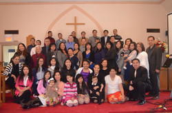 BLESSED HOPE 2013