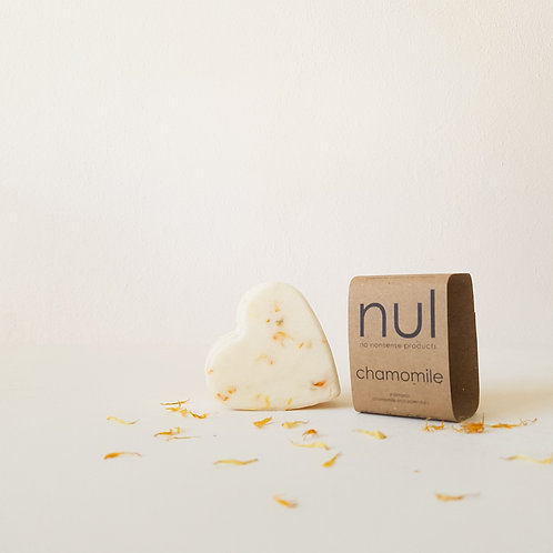 Shampoo Bar: Chamomile (For dry or sensitive scalp and hair)