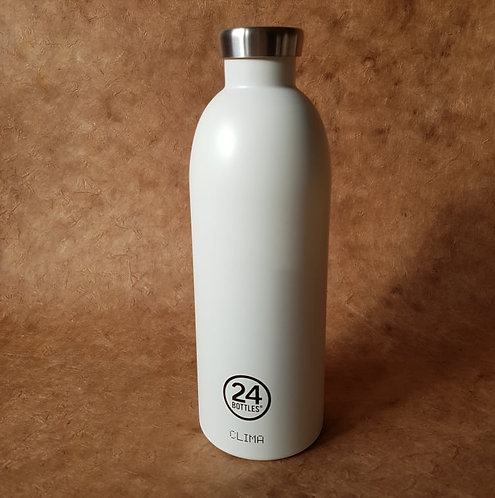Clima Bottle Ice White