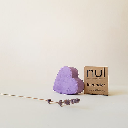 Shampoo Bar: Lavender (For normal scalp and hair)