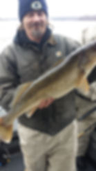 Green Bay Walleye Fishing Guide | Lake Winnebago Walleye Fishing Guide | Fishwiguideservice.com