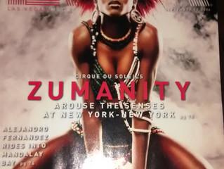 Wassa at Zumanity, Cirque Du Soleil