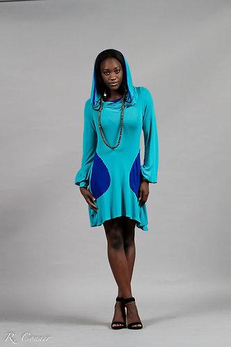 Short Hoody Dress