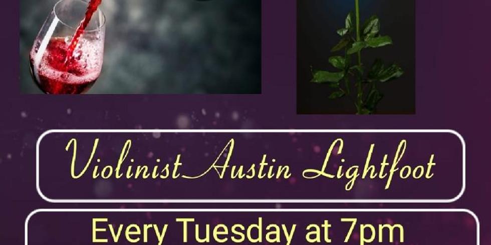 Wine, Roses & Music Night