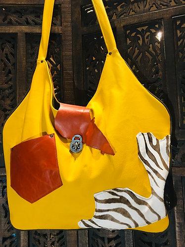 Large Wassa Hand Bag