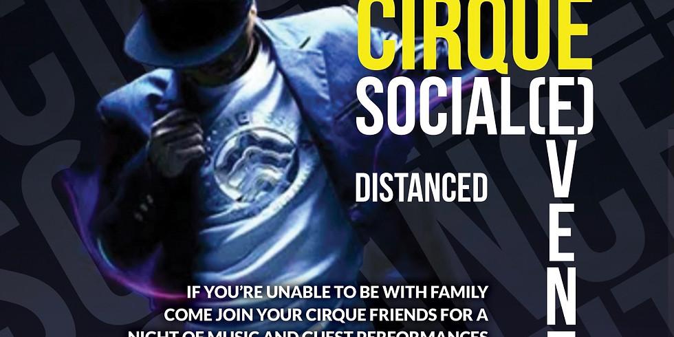 A Cirque Social Event