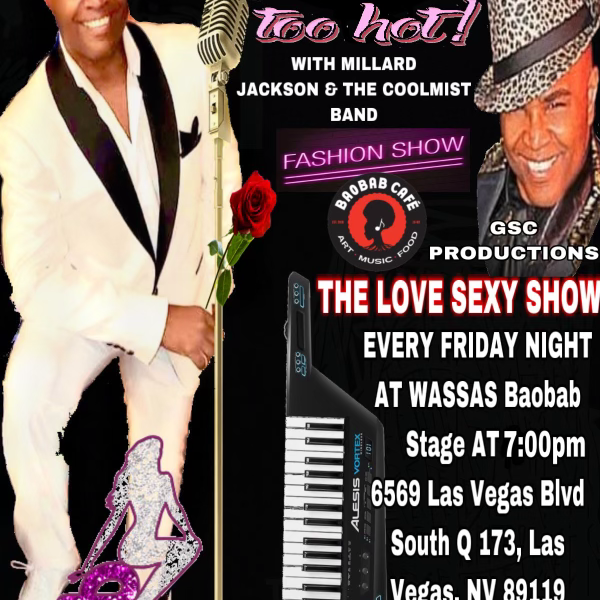 THE LOVE SEXY SHOW