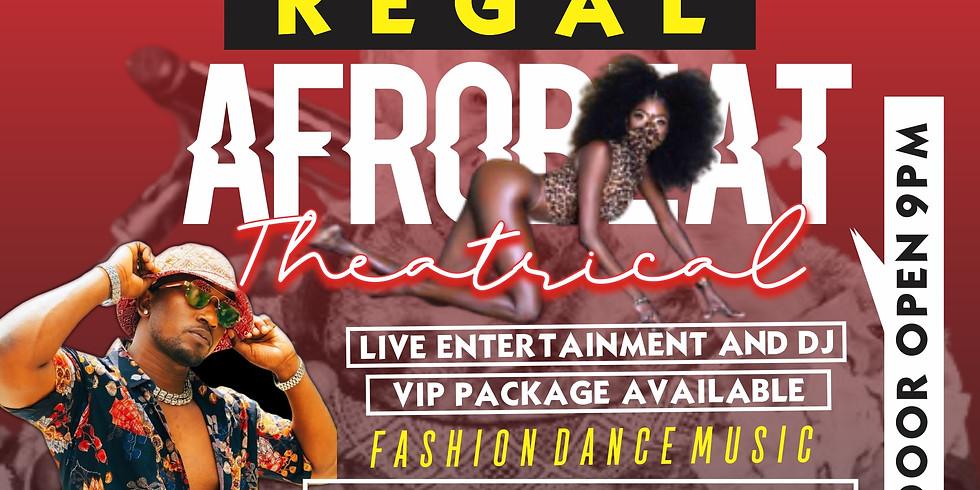 Afro Beat Regal