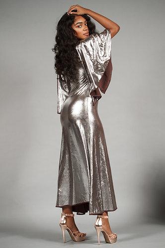Silver Shine Dress