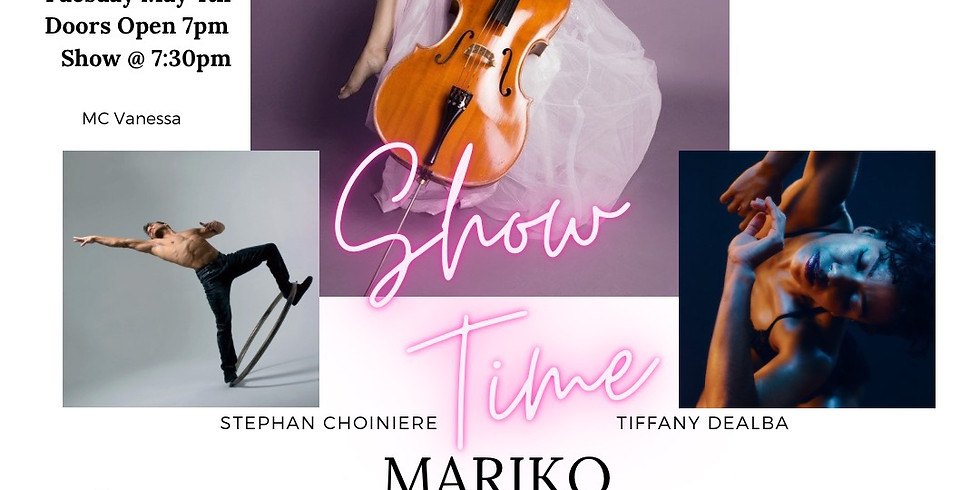 Mariko  Solo Live