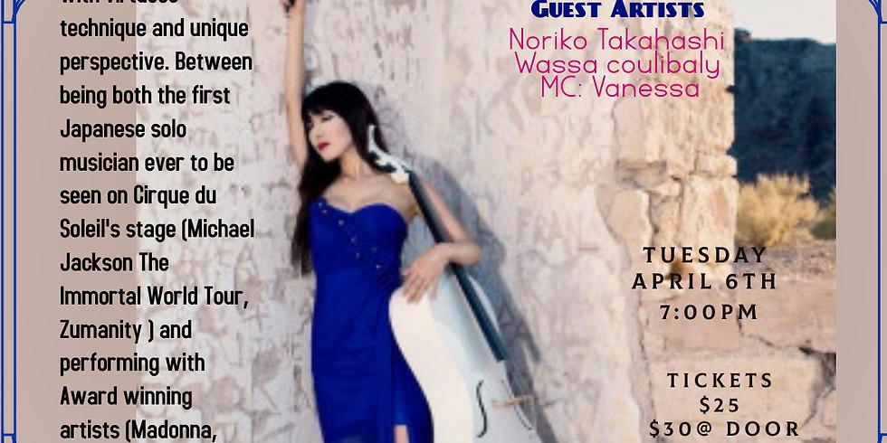 "Mariko ""Shades of Blue Concert"""
