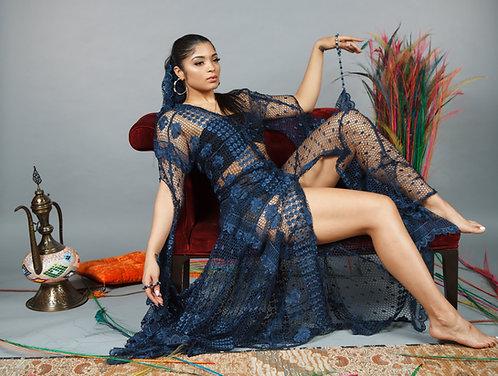 Blue Lace Queen