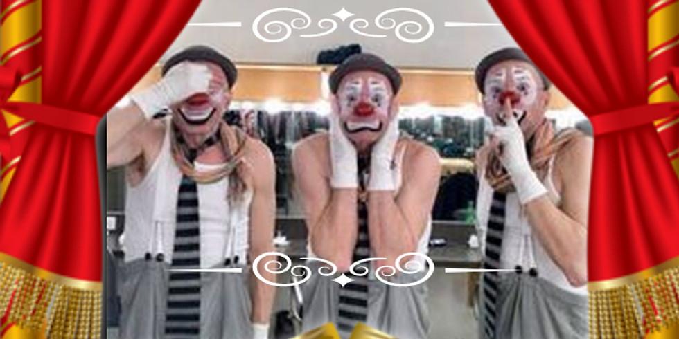 Cabaret Circus Variety Show