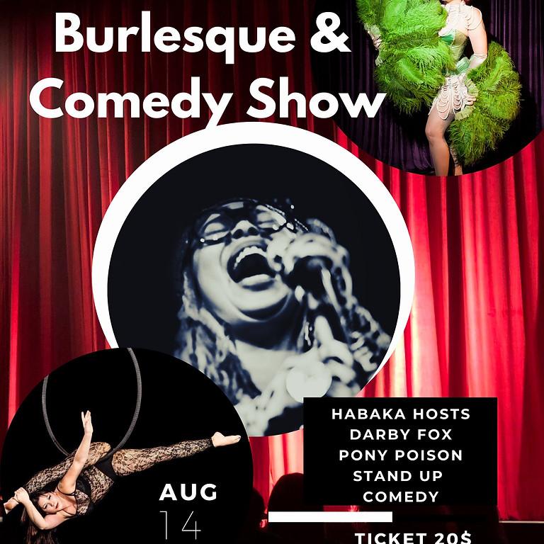 Comedy Burlesque  (1)