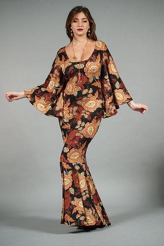 Autumn Leaves Dress