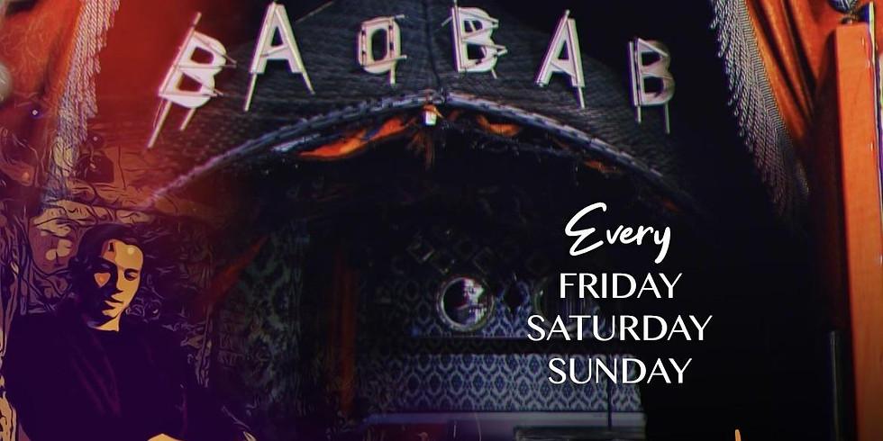 BaoBab Unplug Party with Dj Paulo Souza