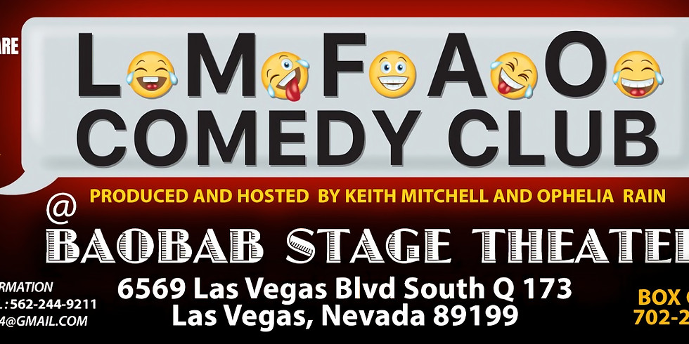 L.M.F.A.O Comedy Club