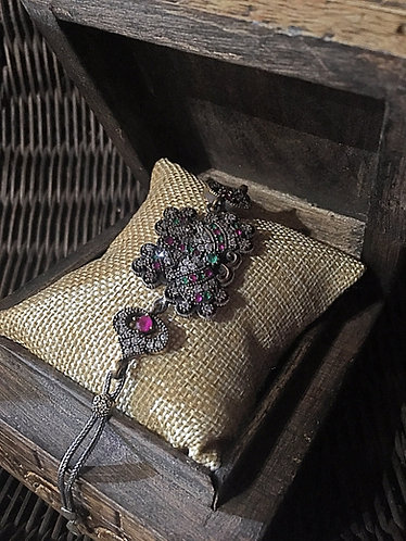 Turkish Butterfly Adornment Bracelet