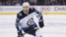 Mark Letestu, Wippipeg Jets, NHL