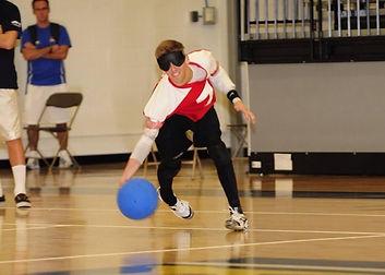Simon Richard - goal ball.JPG