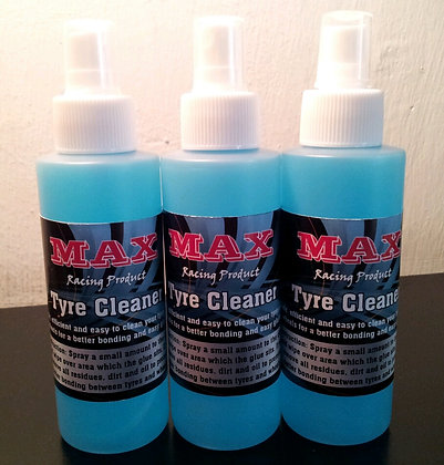 MAX Racing Tyre Cleaner ( 140 ml )