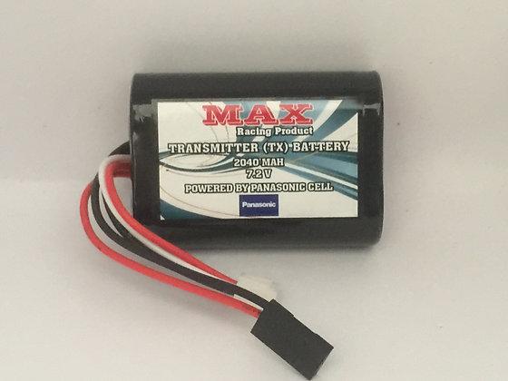 MAX Racing Panasonic Li Ion Radio/TX Battery