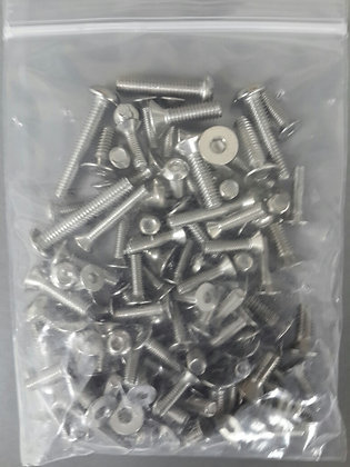 MAX Kyosho MP9 Stainless Steel Screw Set
