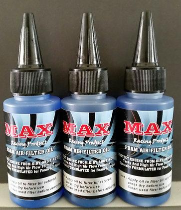MAX Racing Air Filter Foam Oil ( 70 ml )
