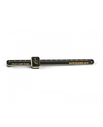 AM-171092 Shock Length Gauge Black Golden