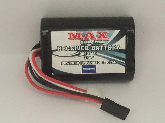 MAX Racing Panasonic Li Ion Receiver Battery