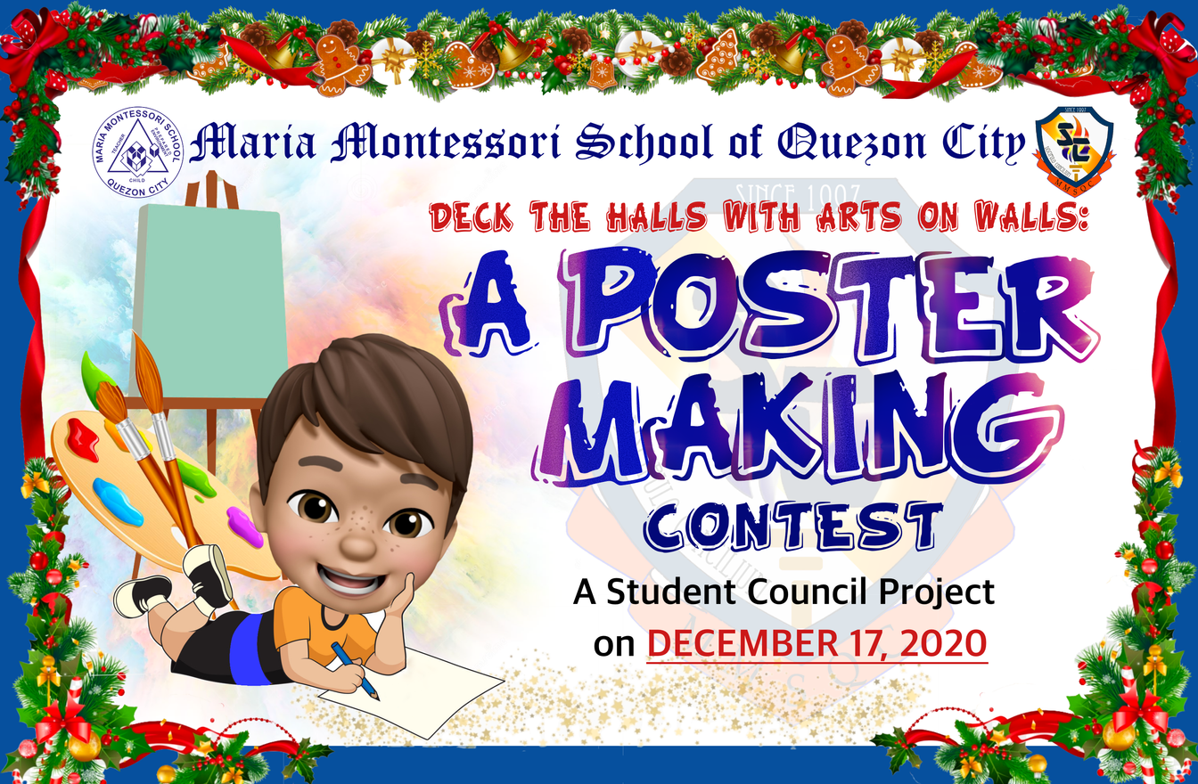 Poster Making Contest   December