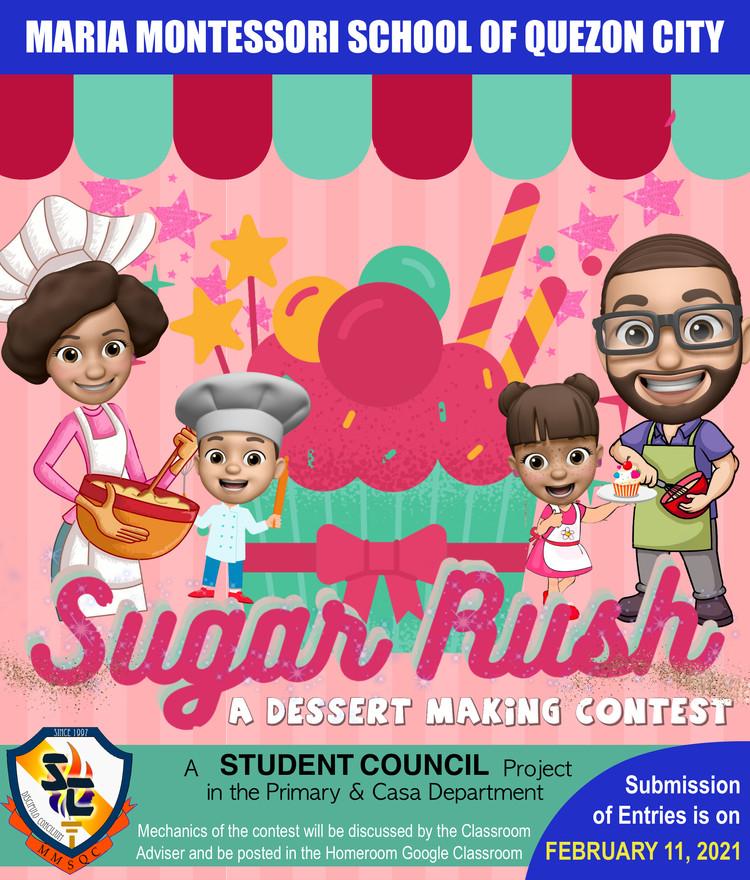 Dessert Making Contest - February