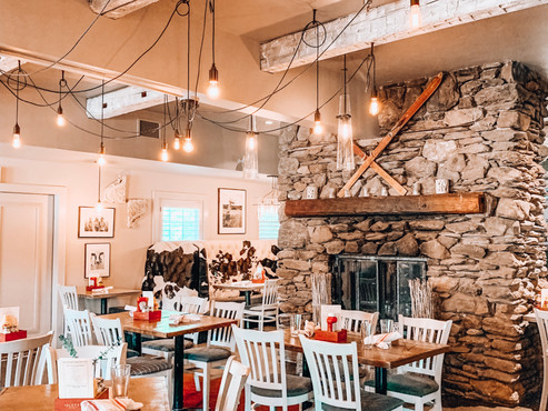 WHERE TO EAT   MY GUIDE TO STOWE, VERMONT: IDLETYME BREWING COMPANY