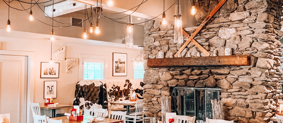 WHERE TO EAT | MY GUIDE TO STOWE, VERMONT: IDLETYME BREWING COMPANY