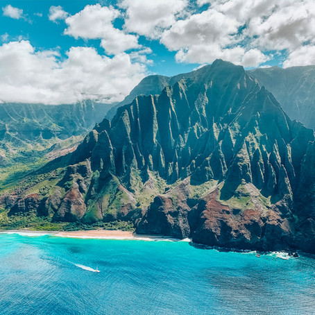 THE ULTIMATE WEEK IN KAUAI    A 7-DAY ITINERARY