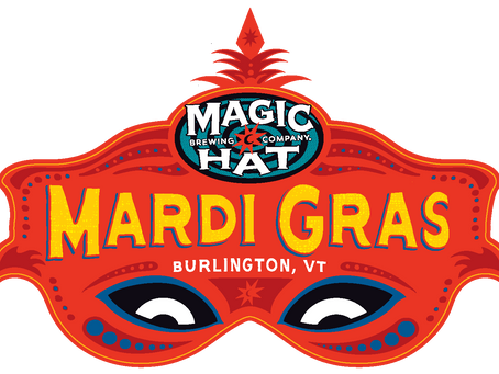 MAGIC HAT PRESENTS MARDI GRAS 2019